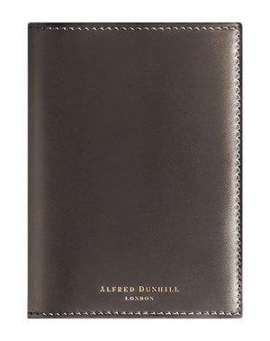 Бумажник DUNHILL. Цвет: бронзовый