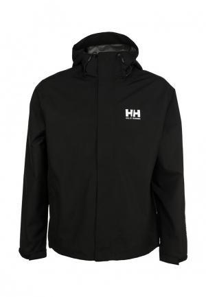 Ветровка Helly Hansen SEVEN J JACKET. Цвет: черный