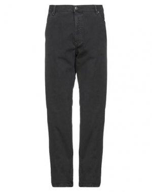 Повседневные брюки BUGATTI. Цвет: стальной серый