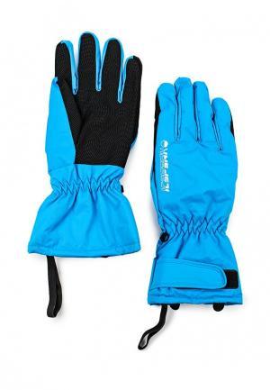 Перчатки Icepeak. Цвет: синий