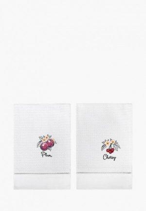Набор полотенец кухонных Bellehome Cherry juice
