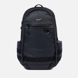 Рюкзак RPM Reflective Nike. Цвет: чёрный