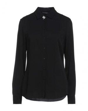 Pубашка GUESS. Цвет: черный