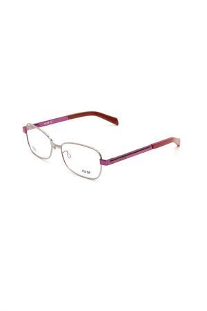 Оправы корригирующих очков Exte. Цвет: 04 серебристый, фиолетовый