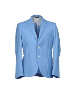 Пиджак LC23. Цвет: небесно-голубой