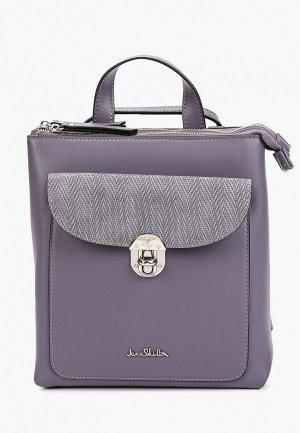 Рюкзак Jane Shilton. Цвет: фиолетовый