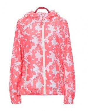 Куртка FREEDOMDAY. Цвет: коралловый