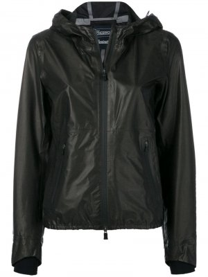 Куртка-дождевик с капюшоном Herno