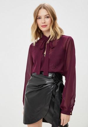 Блуза Sartori Dodici. Цвет: фиолетовый