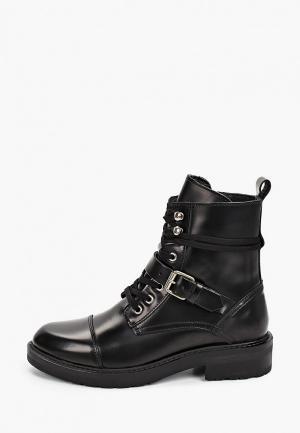 Ботинки Bullboxer. Цвет: черный