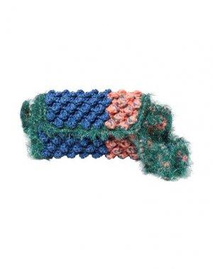 Сумка на плечо M MISSONI. Цвет: синий