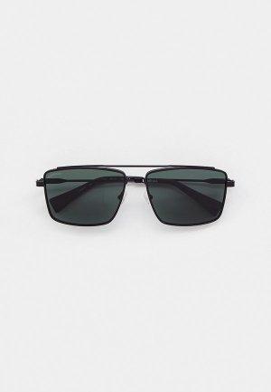 Очки солнцезащитные Baldinini BLD 2142 MM 404. Цвет: черный