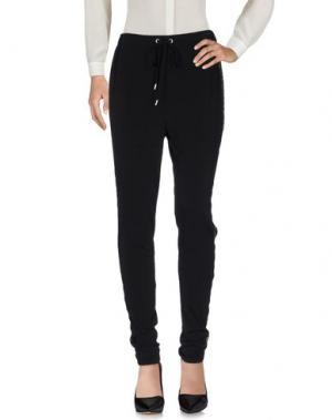 Повседневные брюки MICHAEL KORS. Цвет: черный