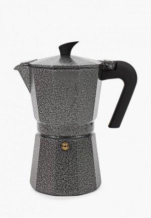 Кофеварка Walmer FANCY. Цвет: серый