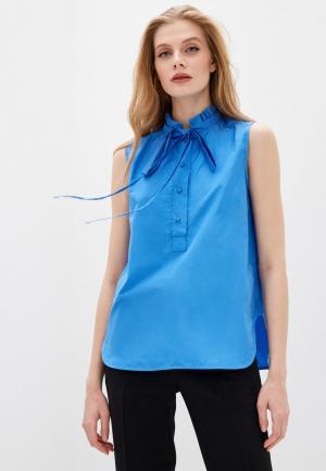 Блуза N21. Цвет: синий