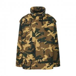 Куртка x Victoria Beckham Reebok. Цвет: разноцветный