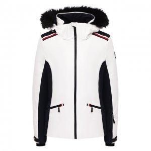Куртка Rossignol Tommy Hilfiger. Цвет: белый