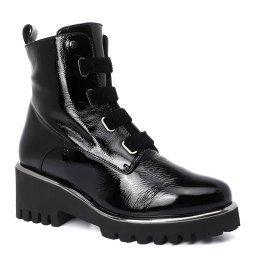 Ботинки AC2222 черный KELTON