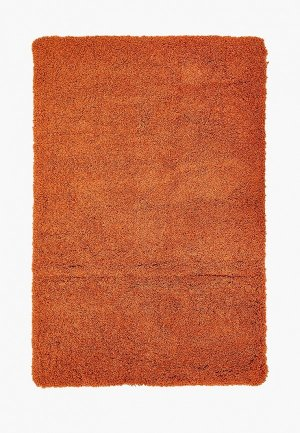 Коврик для ванной Shahintex MICROFIBER. Цвет: оранжевый