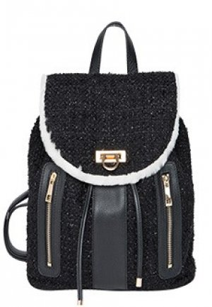 Рюкзак MAX&MOI. Цвет: черный