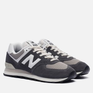 Мужские кроссовки ML574HD2 New Balance. Цвет: серый