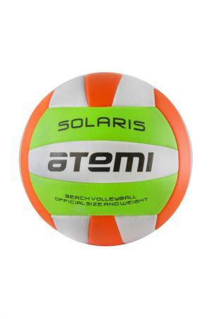 Мяч волейбольный SOLARIS, Atemi. Цвет: мультиколор