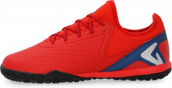 Бутсы для мальчиков Exponenta II Jr TF, размер 36 Demix. Цвет: красный