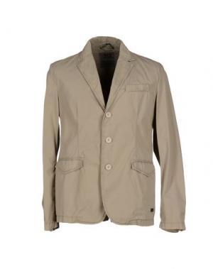 Пиджак 313 TRE UNO. Цвет: серый