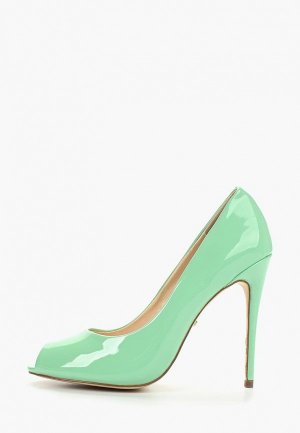 Туфли Lino Marano. Цвет: зеленый