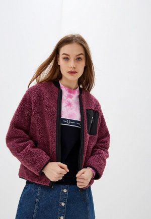 Куртка Carhartt. Цвет: розовый