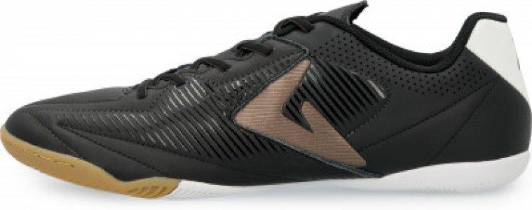 Бутсы мужские Armando Leather IN, размер 45 Demix. Цвет: черный
