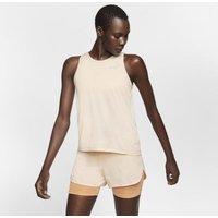 Женская беговая майка Miler - Розовый Nike