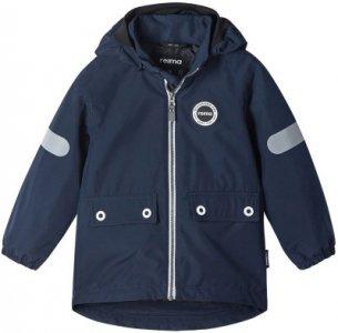 Куртка утепленная для мальчиков Symppis, размер 134 Reima. Цвет: синий