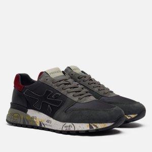 Мужские кроссовки Mick 5355 Premiata. Цвет: серый