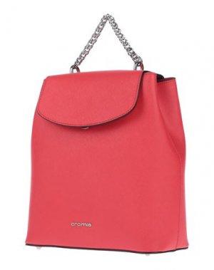 Рюкзаки и сумки на пояс CROMIA. Цвет: красный