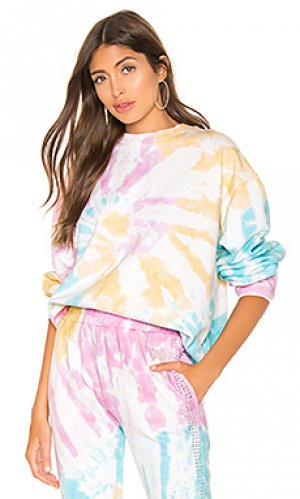 Пуловер sinead Frankie B. Цвет: розовый