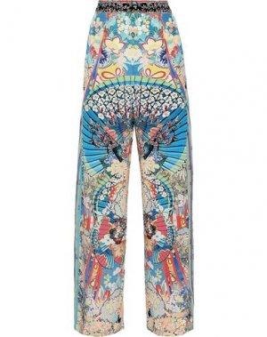 Пляжные брюки и шорты CAMILLA. Цвет: лазурный