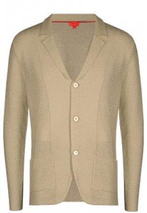 Пиджак ISAIA. Цвет: зеленый