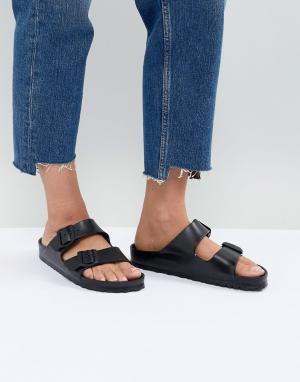 Черные сандалии -Черный Birkenstock