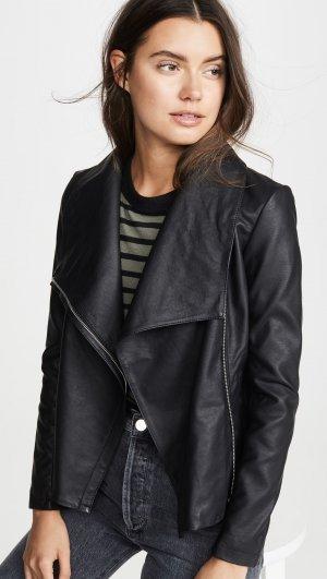 Up to Speed Vegan Leather Jacket BB Dakota