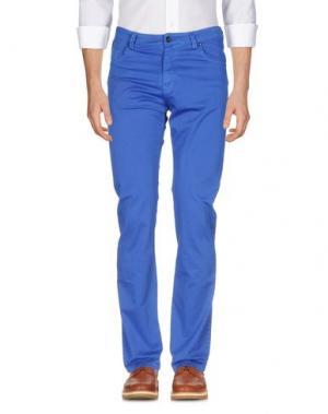 Повседневные брюки ARMATA DI MARE. Цвет: ярко-синий