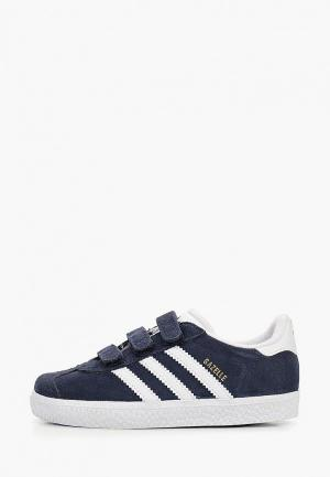 Кеды adidas Originals GAZELLE CF I. Цвет: синий