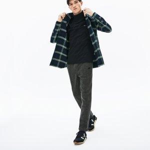 Спортивные штаны Lacoste. Цвет: серый