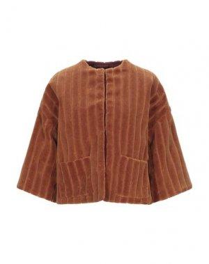 Куртка BALLANTYNE. Цвет: желто-коричневый