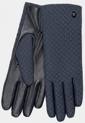 Перчатки Ralf Ringer. Цвет: синий