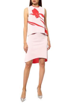 Комплект Dior. Цвет: бордовый