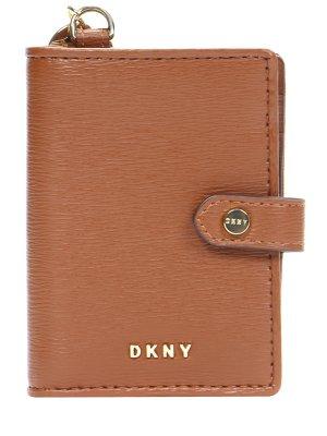 Портмоне из искусственной кожи DKNY