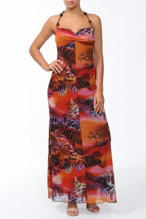 Платье Lissa. Цвет: красный