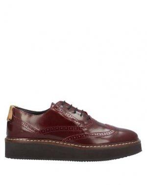 Обувь на шнурках ALVIERO MARTINI 1a CLASSE. Цвет: охра