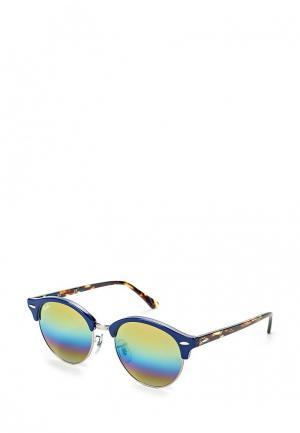 Очки солнцезащитные Ray-Ban® RB4246 1223C4. Цвет: синий